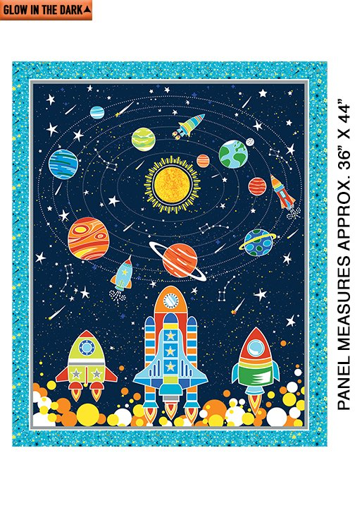 All Systems Glow - 36 Panel