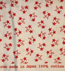 Bunny Hill Designs with red stars