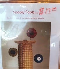 Spooly Tools Pin Cushion