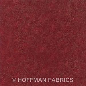 Hoffman Scarlet/Gold