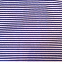 Classique Stripe Blue/White