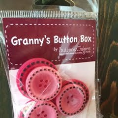 Granny's Button Box Cherry