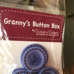 Granny's Button Box Blueberry