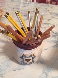 Verithin Pencil Silver