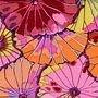 Kaffe Classics - Red Lotus Leaf