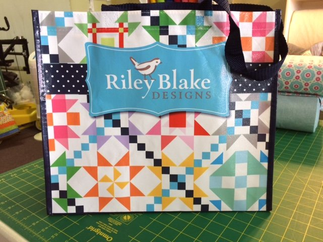 Riley Blake/Penny Rose Quilt Tote