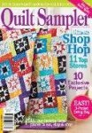 Quilt Sampler Sew Charming (Shop Featured Issue)
