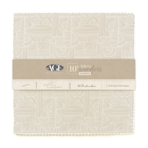 AGF Soften the Volume 10 Fabric Wonders 42 pieces