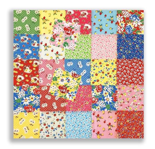 Sugar Sack II 10 Squares (42pcs)