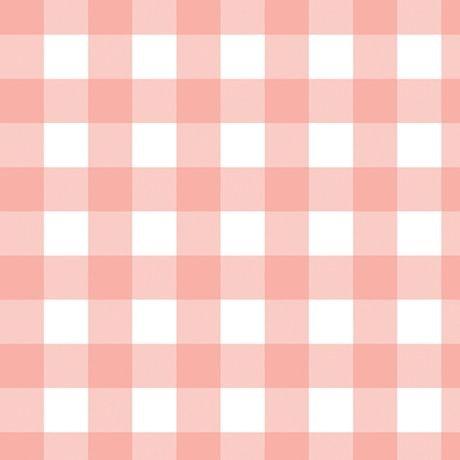 Mixology - Pink Chai Gingham