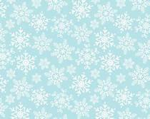 Be Jolly turquoise snowflake