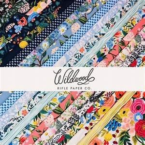 Rilfe Wildwood Fat Quarter Roll