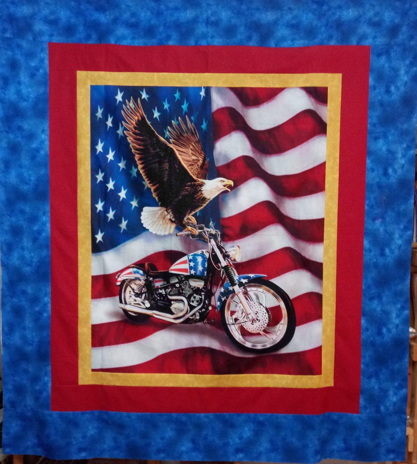 Liberty Ride 61 x 69