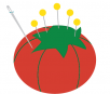 SSQS Logo Pin Cushion