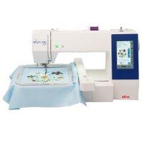elna sewing machine quilt machine
