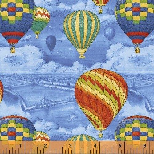 Adventure Awaits Hot Air Balloons