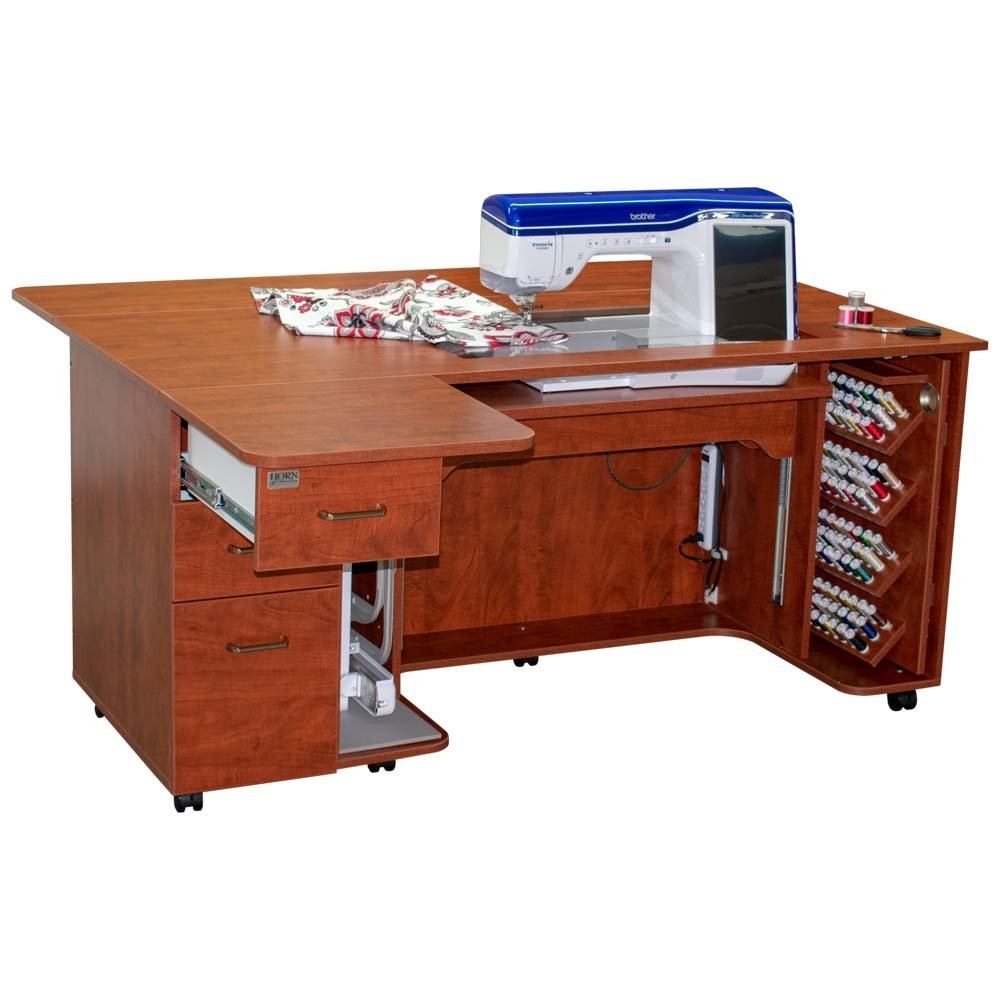 Horn 8080 Sewing/Embroidery Cabinet