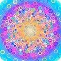Effervescence Digital Panel - Pastel