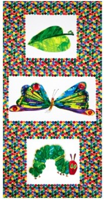 THE VERY HUNGRY CATERPILLAR 3474-M