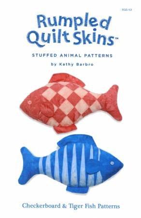 RUMPLED QUILT SKINS - FISH PATTERN - 685450670289 : rumpled quilt skins - Adamdwight.com