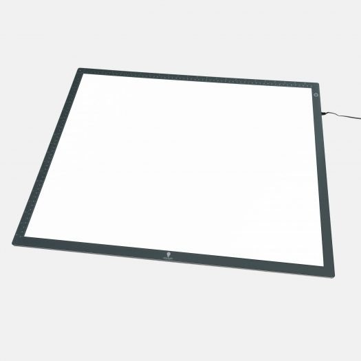 Wafer 2 Light Box 19 x 14