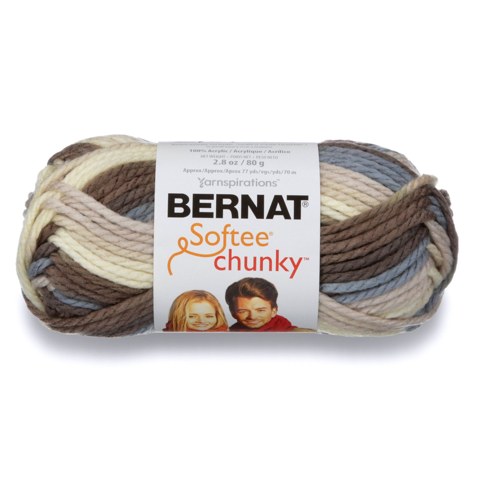 Softee Chunky Ombre 29012 Natures Way