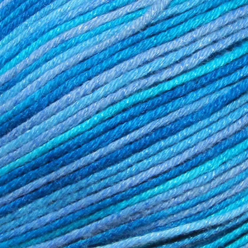 Bamboo Pop 205 Brilliant Blues