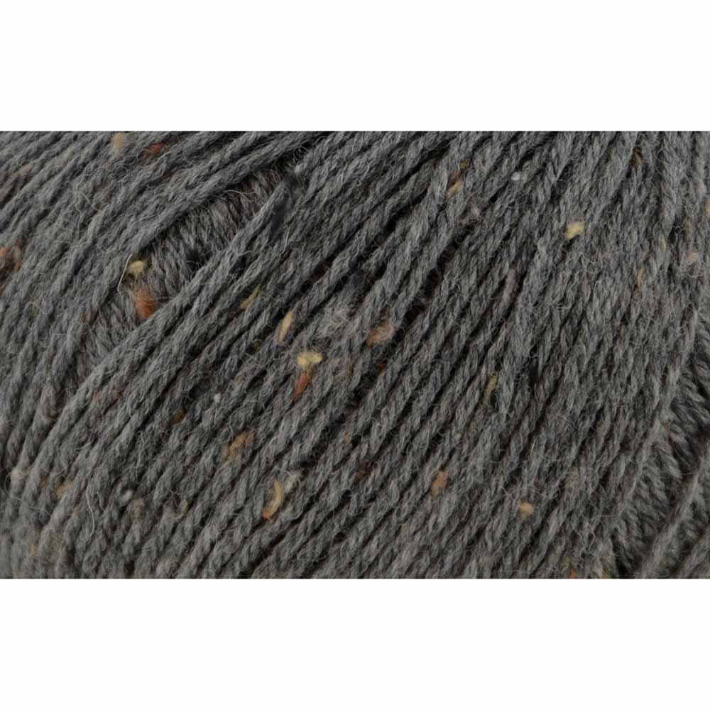 Deluxe DK Tweed - Charcoal 100g