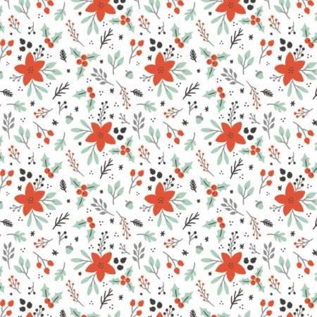 Reindeer Lodge 21191701 01 Winter Floral