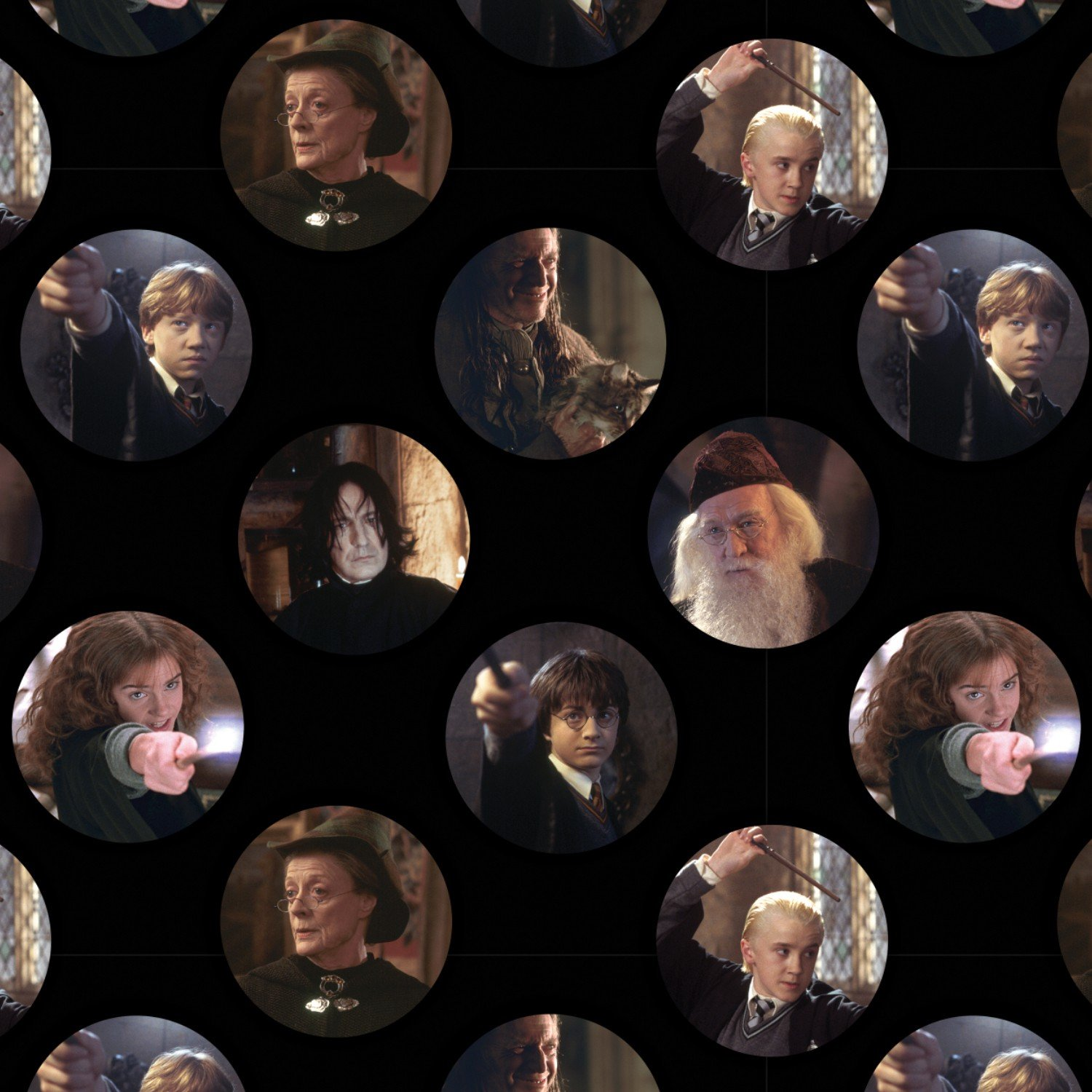 Harry Potter Circles
