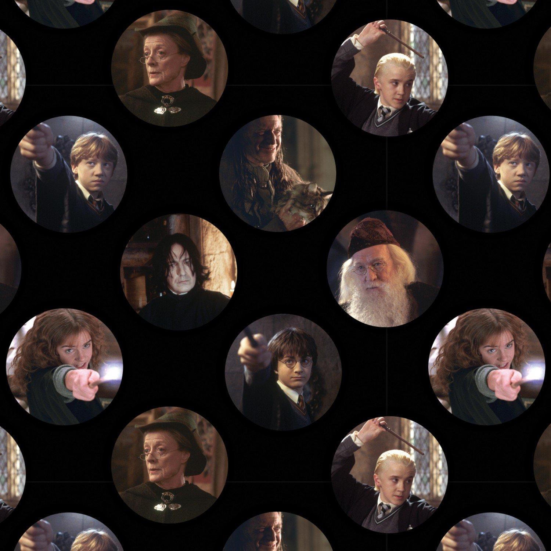 Harry Potter Circles