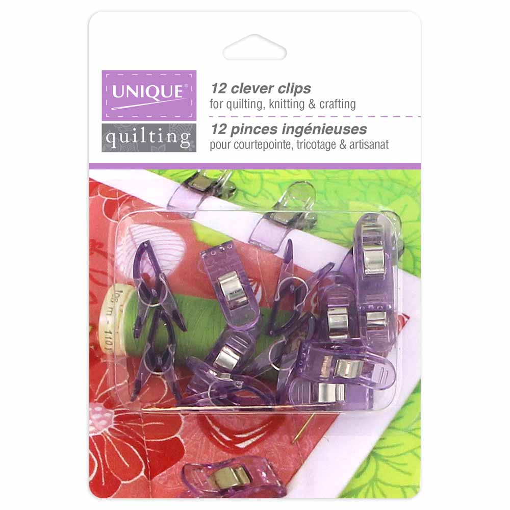 Clever Clips Small - 12 pcs