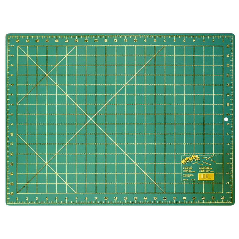 Hobby Mat 18x24 green