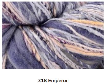 Bamboo Bloom Handpaints 318 Emperor