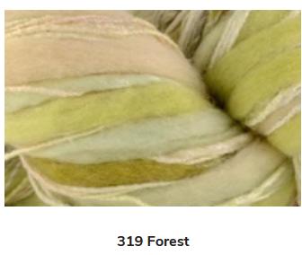 Bamboo Bloom Handpaints 319 Forest Light
