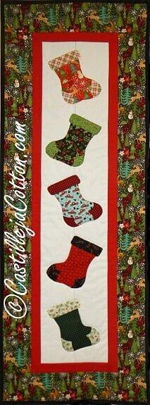 Christmas - Stockings Were Hung Kit
