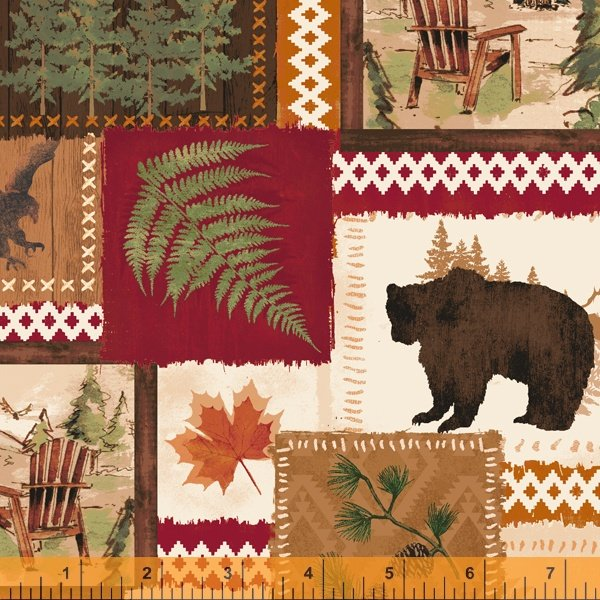 52602 1 Tan Black Bear Lodge