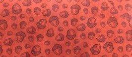 Fall Fabric Sale - Autumn Acorns 7270