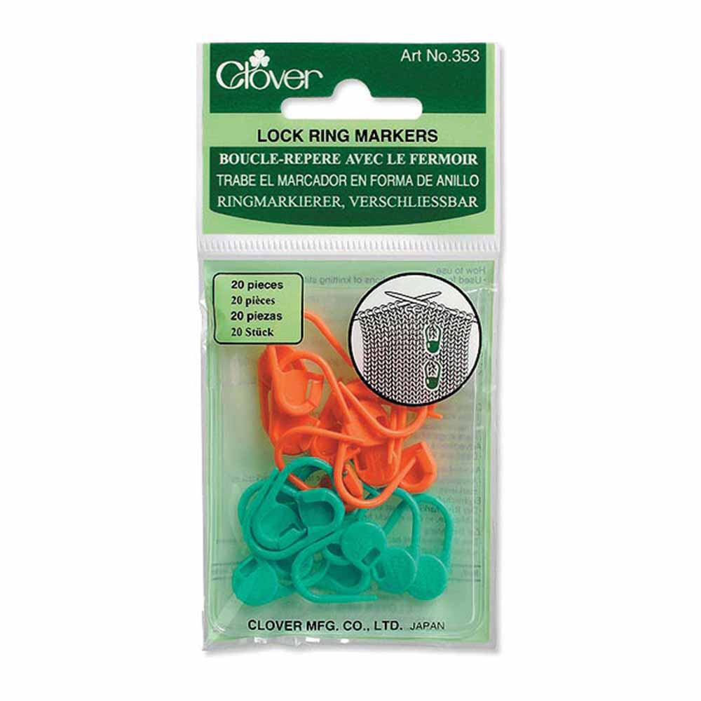 Locking Stitch Markers