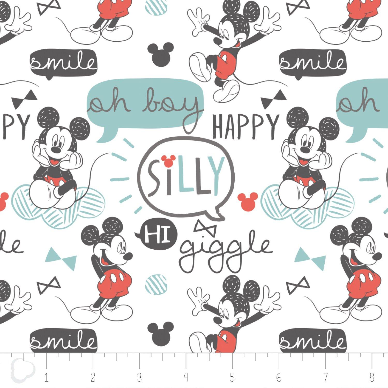 Disney - Oh Boy Mickey (white)