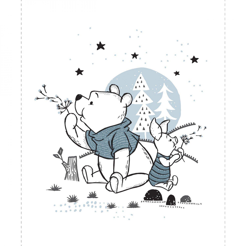 Winnie the Pooh Wonder & Whimsy 85430412P 01 White