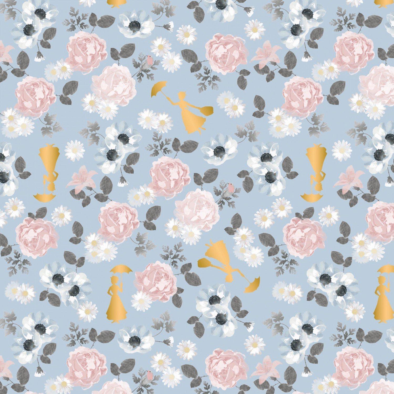 Mary Poppins 85460103L 03 Blossom Metallic
