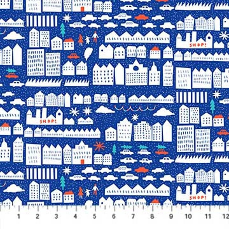 Wintertide 90086 45 by Figo Fabrics