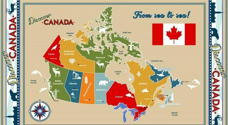 Discover Canada - Panel of Canada