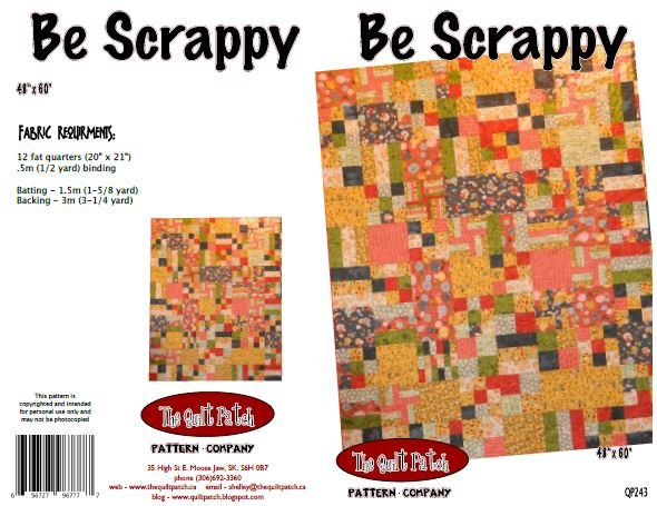 Be Scrappy