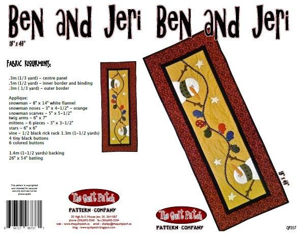 Ben & Jeri