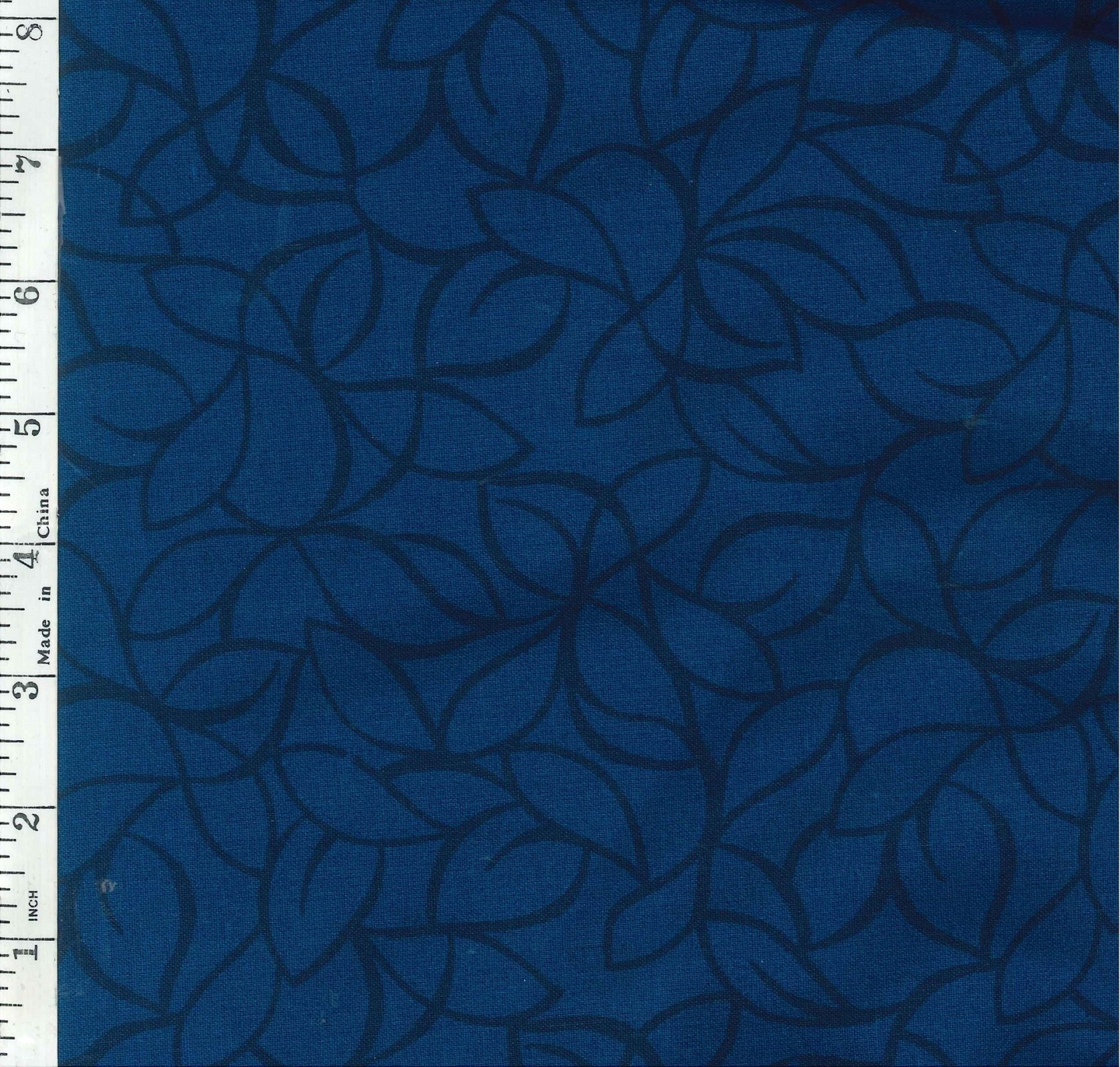 Back Friday Fabric - Wide Backing Blue by Blank Fabrics