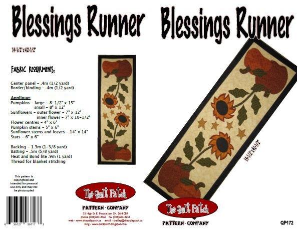 Blessings Runner