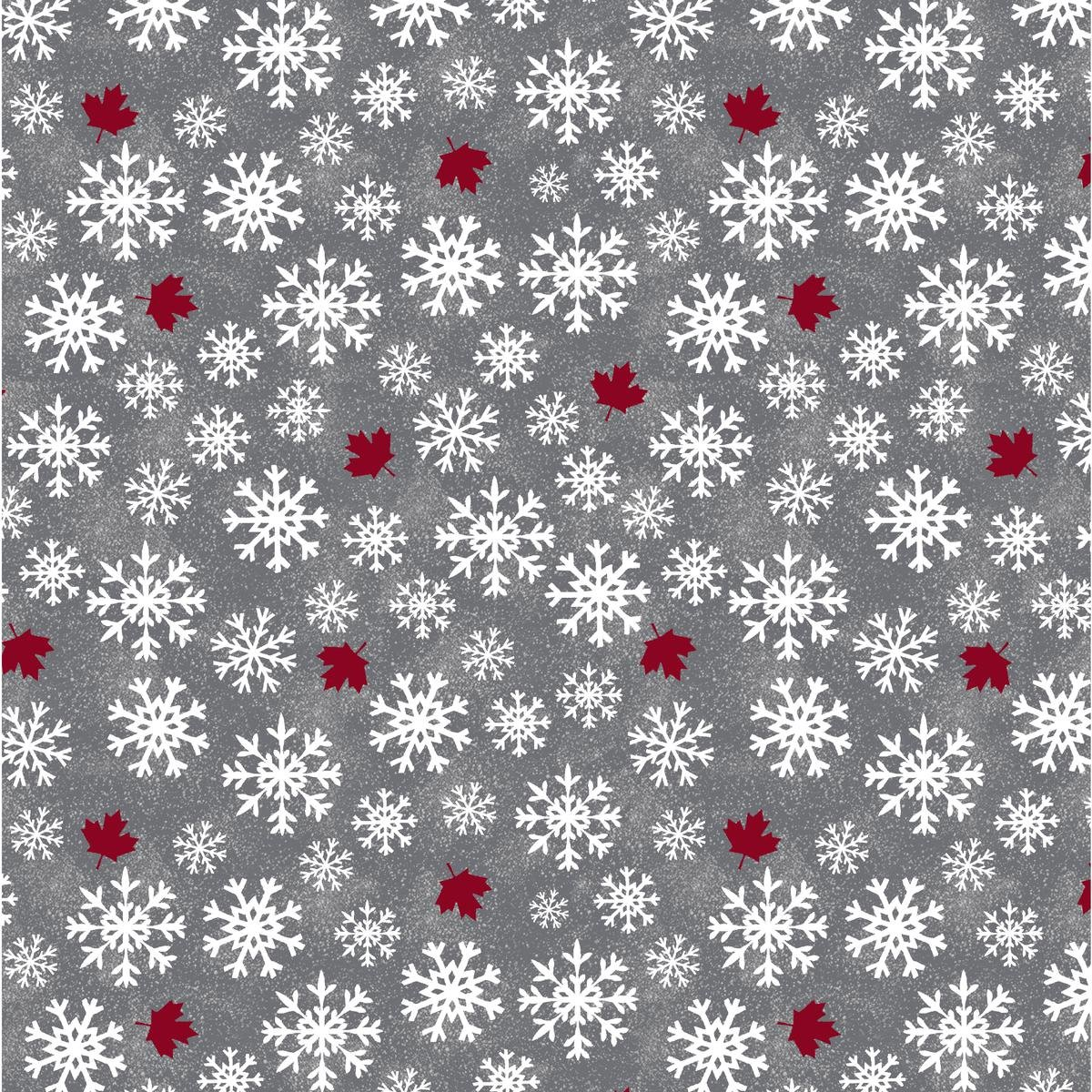 Canadian Christmas CC4 Canadian Fabric by Windham