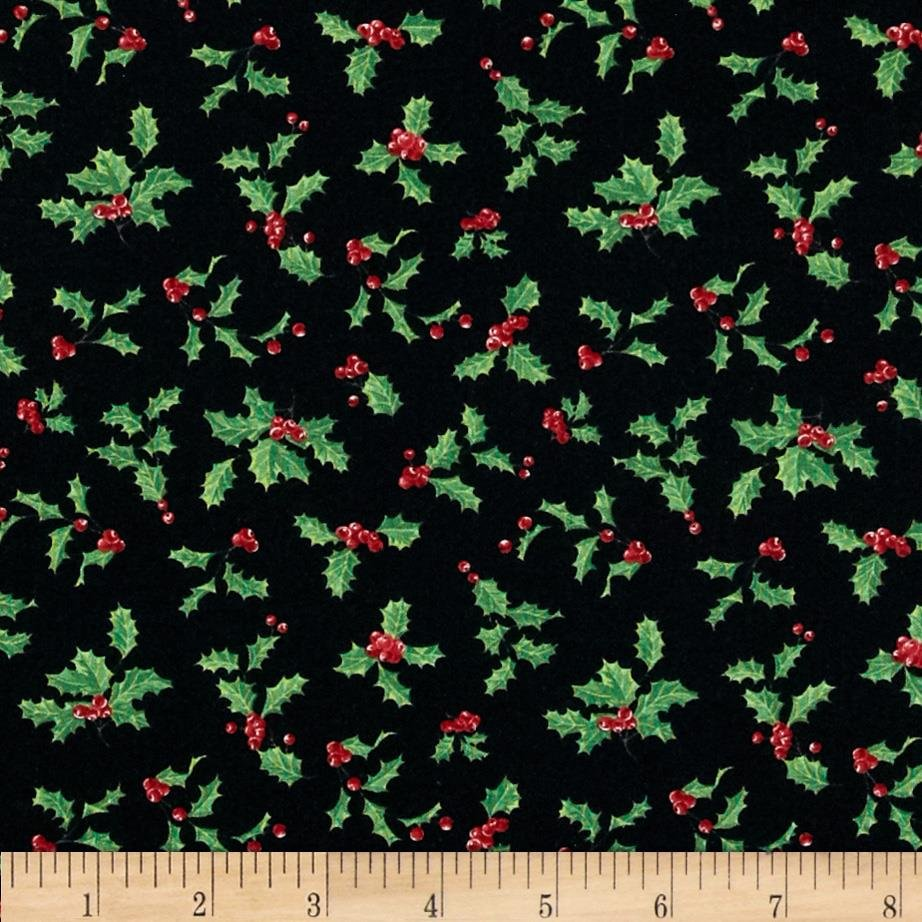 A Winter Sale Fabric - Deck the Halls